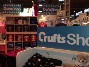 Crufts Shopping