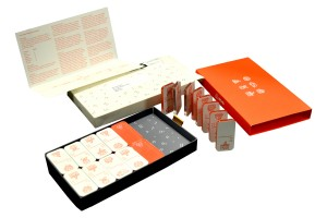 event merch domino set