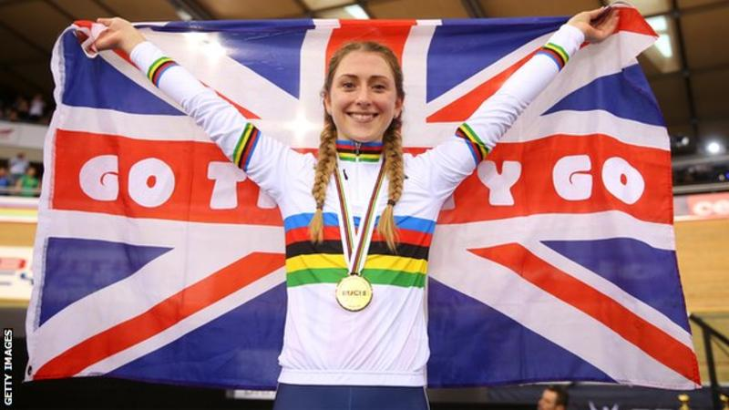 Laura Trott Track Cycling 2016