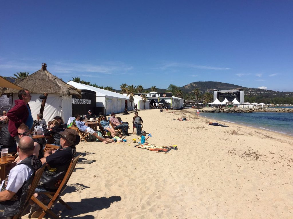 Eurofest St Tropez, France