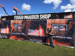 Tough Mudder London West 2016