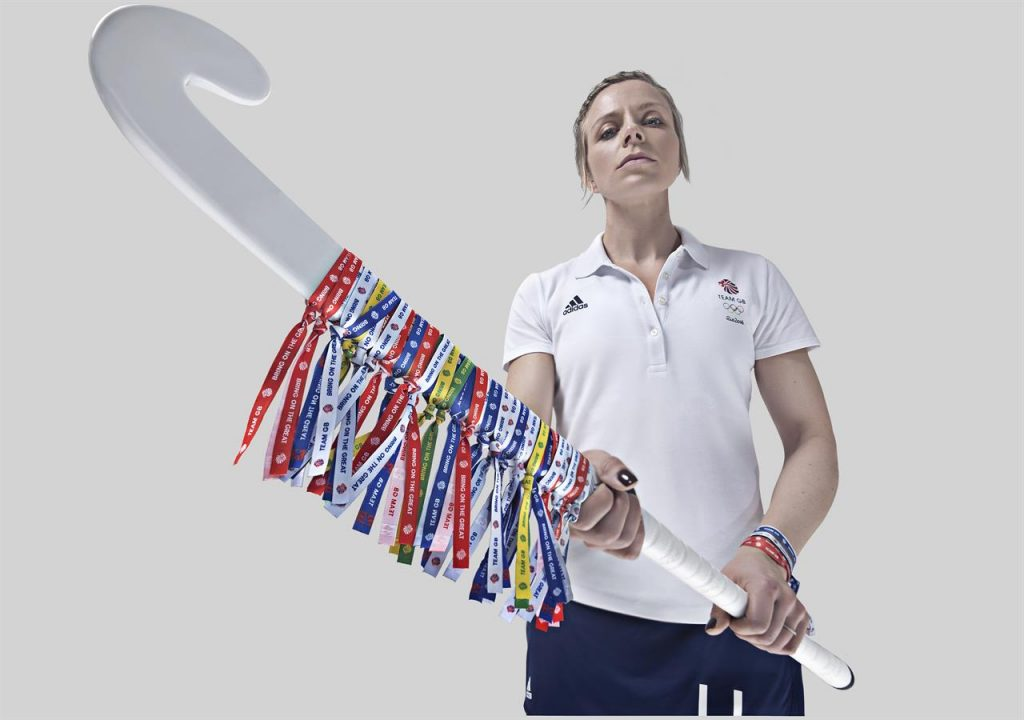 Kate Richardson-Walsh Team GB Bahia Bands
