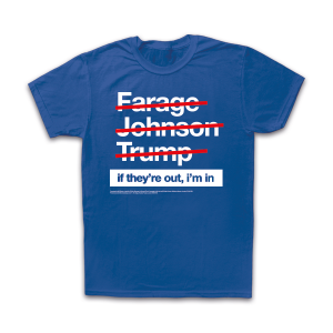 Farago Johnson Trump