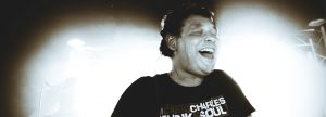 Mr Funk and soul Craig Charles