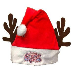 Santa's Hat Reindeeer
