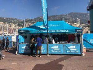 FE Tent in Monaco