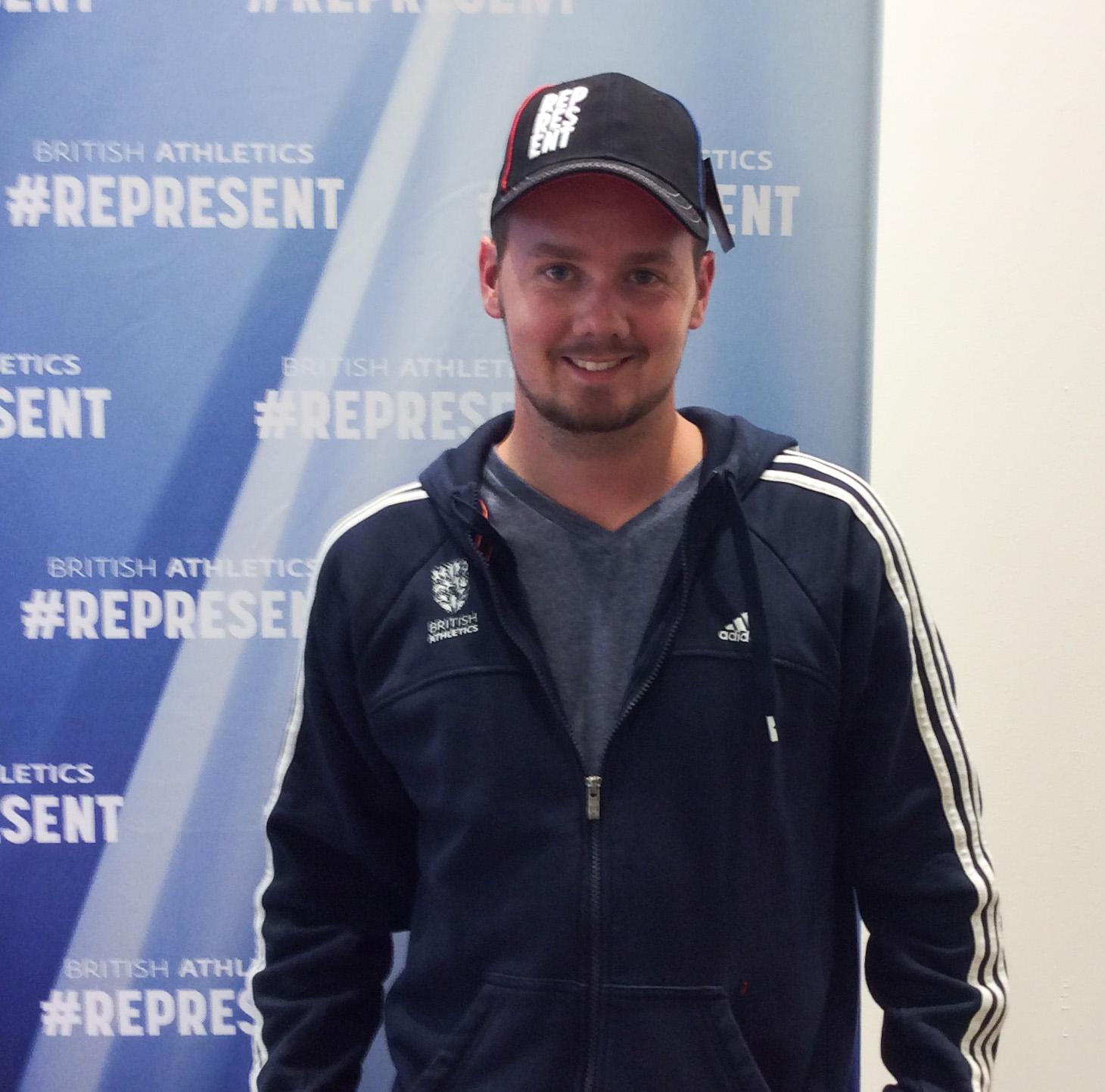 Represent Hat British Athletics