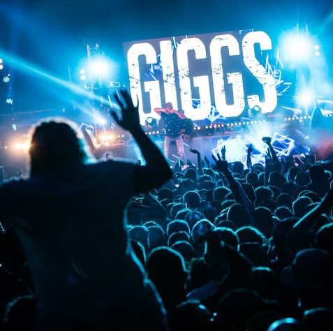Giggs @ Sundown Festival
