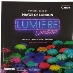 Lumiere London 2018 Programme